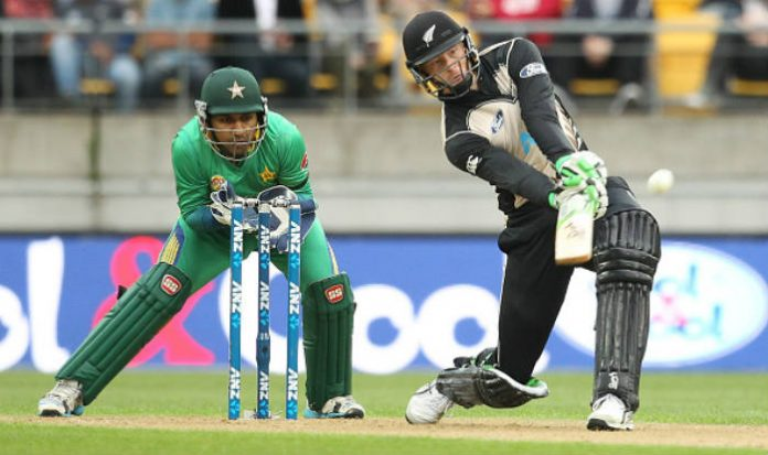 new zealand cricket team vs pakistan cricket team