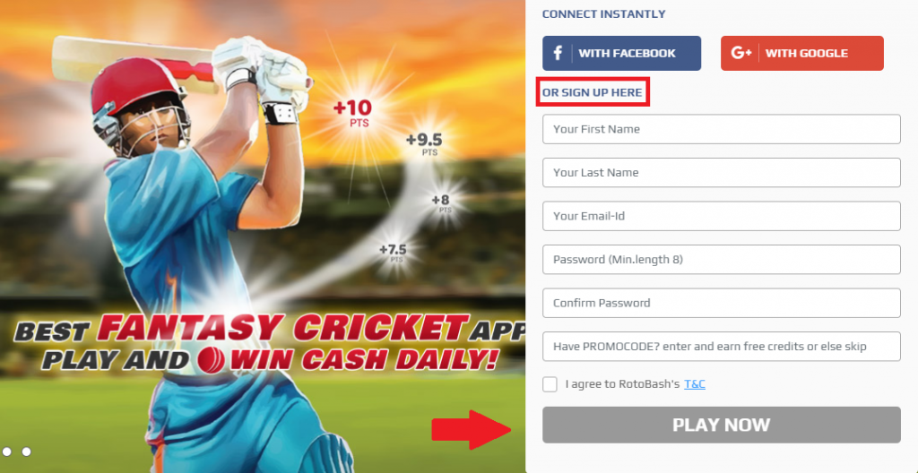 How to Verify your Account | Fantasy Cricket