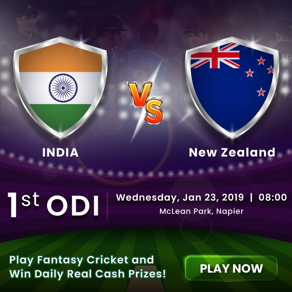 India vs New Zealand – Here's all you need to know!